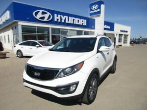 2014 Kia Sportage SX  - Low Mileage