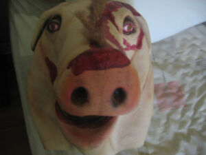 Motel Hell Pig Mask
