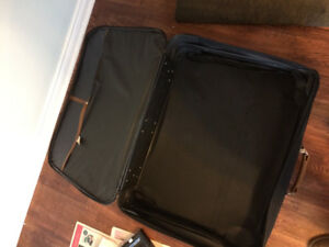 Suitcase luggage with wheels carry-on suitcase
