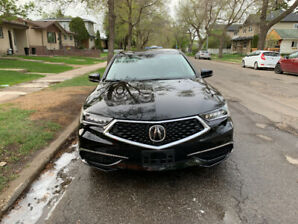 From the owner Brand new Acura TLX 2019 SH-AWD for sale