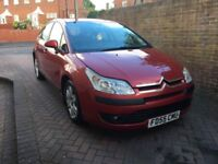 Citroen c4 automatic gear box