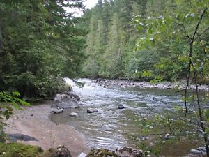 River Front Bella Coola property for sale