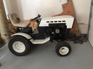 Early Roper, Co-op or Sears Suburban Garden Tractor