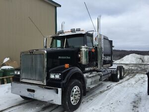 camion Western Star 2015
