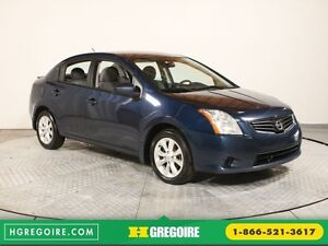 2012 Nissan Sentra 2.0 AUTO A/C GR ELECT MAGS