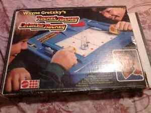 Table Hockey Grerzky Toupie 1978 Boite