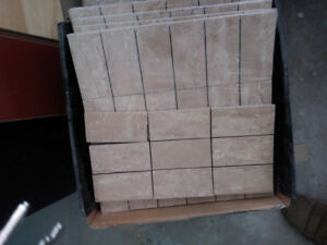 New bath room floor and wall tiles for sale $15 or OBOShower fl
