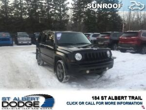 2015 Jeep Patriot HIGH ALTITUDE 4X4  HEATED LEATHER | SUNROOF