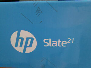 BRAND NEW IN BOX HP SLATE 21 IN TOUCHSCREEN ANDROID PC K100 London Ontario image 5
