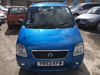 SUZUKI WAGON R+ PETROL MANUAL 1.3 LIMITED EDITION