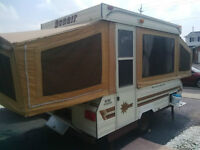 Tent Trailer 10ft Bonair -  For Rent