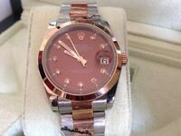 Rolex Datejust Mulberry Dial