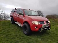 2009 Mitsubishi L200 Warrior 2.5DI-D Double Cab – Auto – Monster Truck - NO VAT