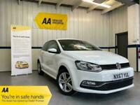 2017 Volkswagen Polo MATCH EDITION HATCHBACK Petrol Manual
