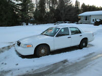 parting out 2006 crown vic