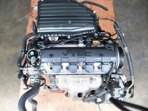 2001 2005 JDM ACURA EL 1.7L LOW MILEAGE ENGINE VTEC