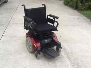Invacare mobility power chair. Like new