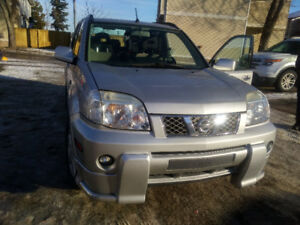 2006 Nissan X-trail Extreme SUV, Crossover