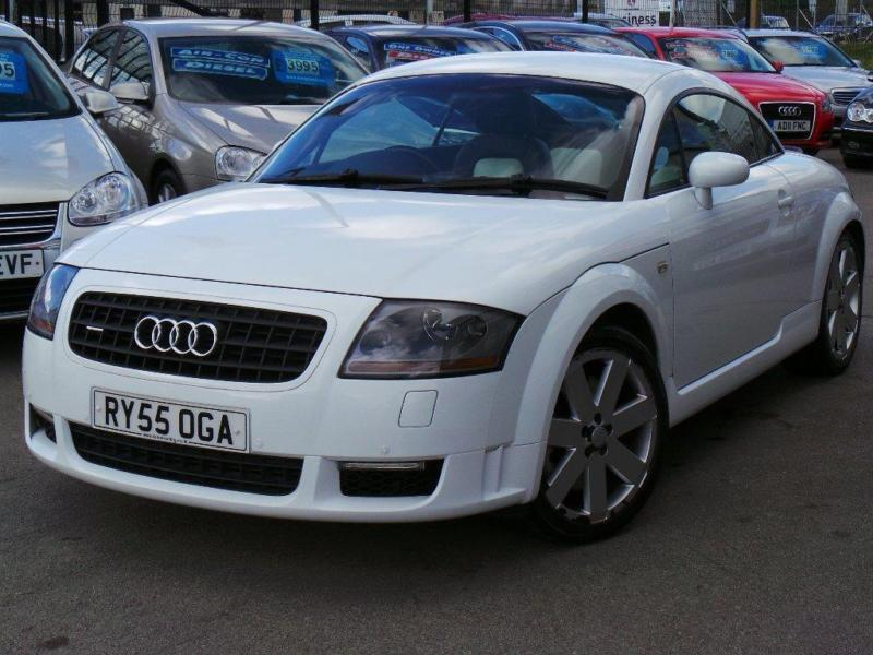 2006 audi tt 3 2 v6 quattro 3dr 3 door coupe in bradford. Black Bedroom Furniture Sets. Home Design Ideas