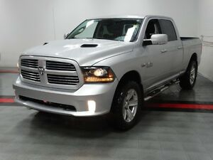 2014 Ram 1500 Sport   - Sunroof - Cooled Seats -  Heated Seats -
