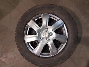 Like new winter tire 235 65 R17