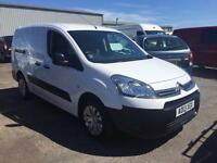 Citroen Berlingo 1.6HDi ( 90 ) L2 750 LX White 2013 LWB