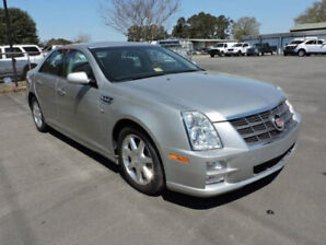2007 Cadillac STS4 AWD  Luxury Performance package Sedan