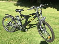 Electric mountain bike Excellent condition