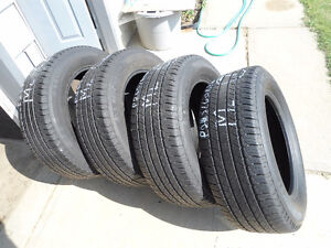 MANY 18 INCH USED and NEW WINTER TIRES