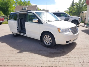 *2008 CHRYSLER TOWN & COUNTRY, 6 MONTH WARRANTY & INSPECTION INC