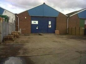 WAREHOUSE TO LET - 113 RIVER ROAD - BARKING