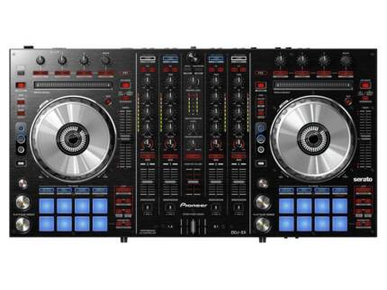 Pioneer DDJ-SX Serato DJ Contoller Bonnyrigg Heights Fairfield Area Preview