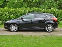 Ford Focus Zetec 1.6 Tdci 5dr DIESEL MANUAL 2014/14
