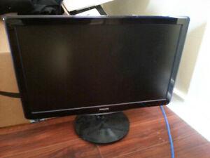 "24"" Phillips PC Monitor (has HDMI)"