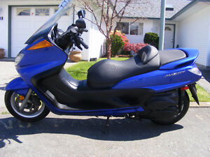 2007 Yamaha Majesty 400