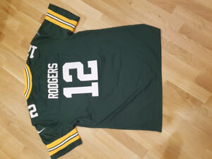 Aaron Rodgers Green Bay Packers Large Men's Jersey