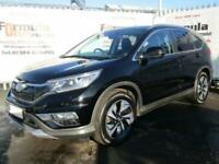2015 Honda CR-V 1.6 i-DTEC SR 2WD 5dr (Honda Connect with Navi) Estate Diesel Ma