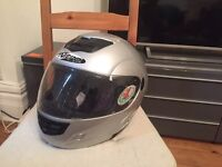 Nitro flip up helmet - barely used, perfect condition