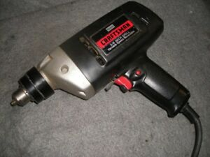 Craftsman Industrial 3/8 Electric Drill