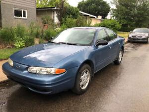 1999 Alero Oldsmobile
