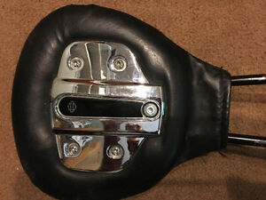 Harley Davidson backrest