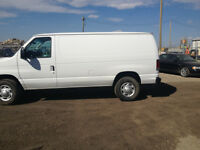 2013 Ford E-250 Commercial,low kms (780)920-0179 Finance availab