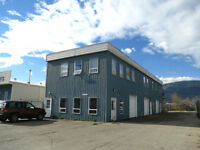 Salmon Arm - Affordable 700 SF Shop/Retail Space for Lease