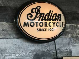 Indian Motorcycle light