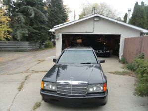 Collectors Rare 1986 Mercedes 190E 2.3-16 Cosworth Engine $9,900