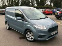 2020 Ford Transit Courier 1.0 Limited 100PS Van Petrol Manual