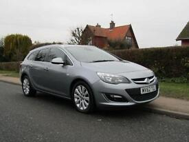 2012 Vauxhall Astra 1.7 CDTi 16V ecoFLEX SE TURBO DIESEL ESTATE £20 ROAD TAX...