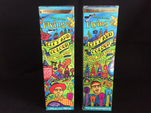 Special Edition Autographed City And Colour Flying Monkey