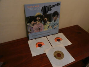 Vinyl Records/LP The Monkees Lot of 4