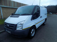 59(09) FORD TRANSIT 330 SWB LOW ROOF 2.4 4WD 140 BHP 6 SPEED
